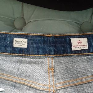 AG Piper Crop jean
